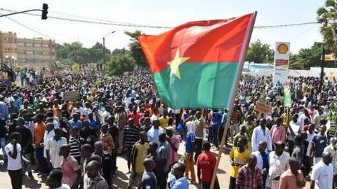 Burkina Faso: La crise politique fait chuter la croissance de 6,8 % à 5,1%