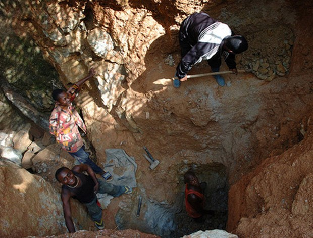 RDC: L'économie tirée par le secteur minier