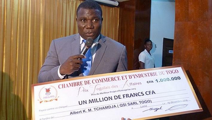 Togo: 9 entrepreneurs récompensés pour leur excellence