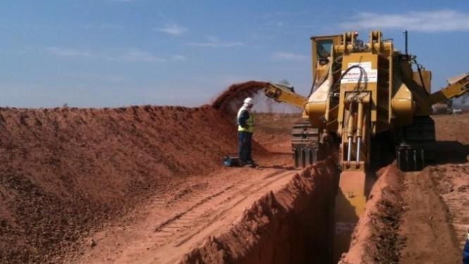 Cameroun : Construction d'un pipeline