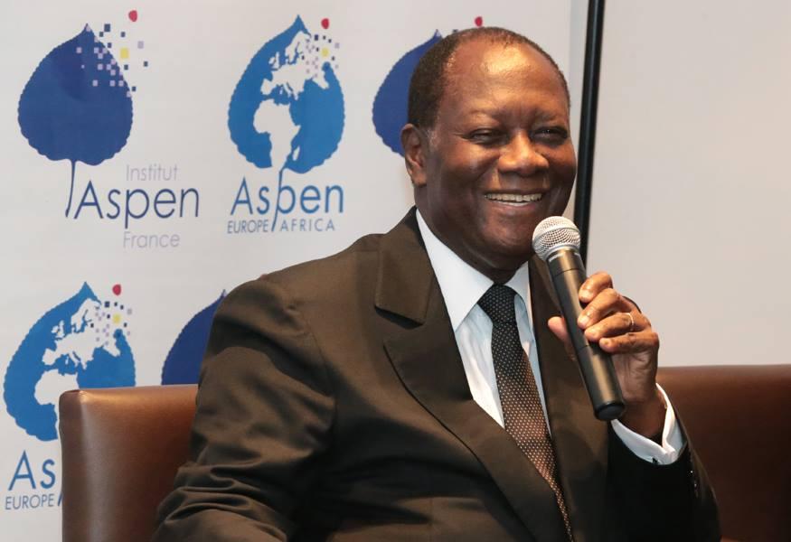 Cote d'ivoire: Alassane Ouattara invite l'Europe dans son pays