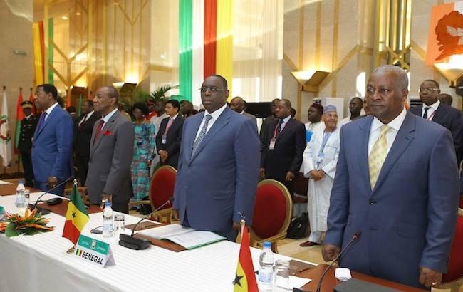 L'UE accorde 40 millions d'Euros à l'Afrique de l'Ouest