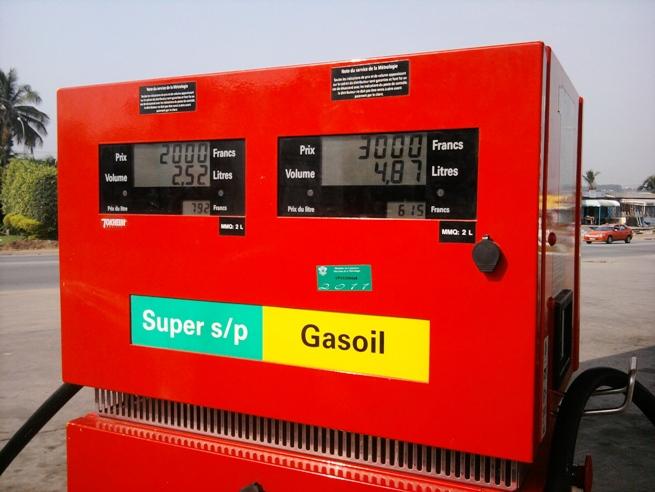 Angola: Augmentation du prix des produits pétroliers