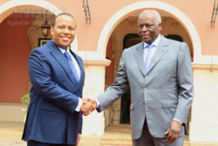 Coopération: Luanda et Sao Tome se rapprochent