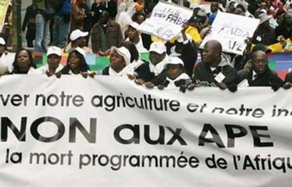 Sénégal: NON aux Accords de Partenariat Economique (APE)
