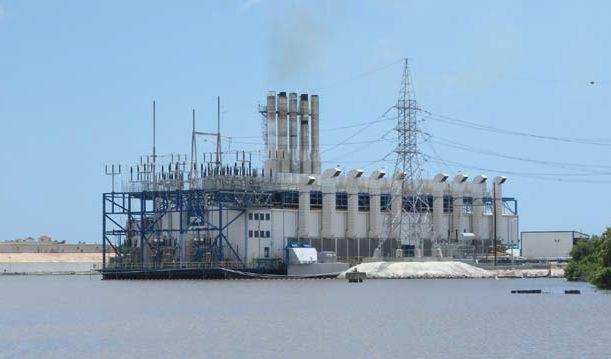 Libye: Tobrouk va abriter une centrale électrique flottante