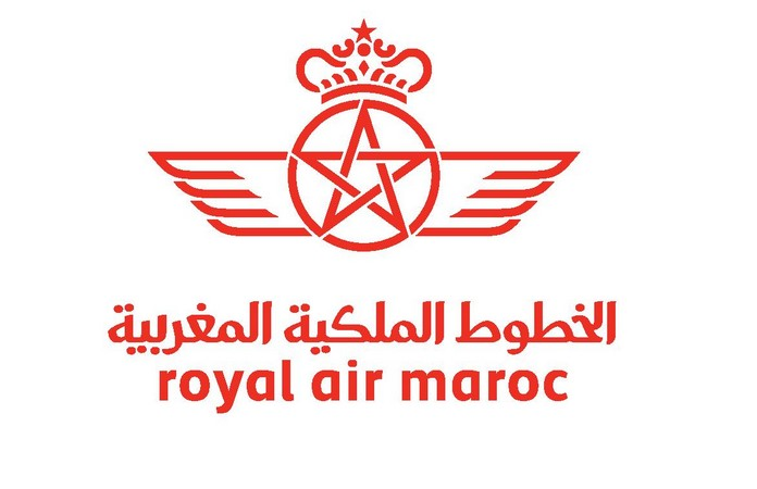 Le site web de Royal Air Maroc en version mobile