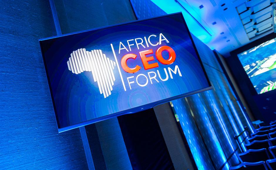 AFRICA CEO FORUM: Le digital au cœur de la croissance africaine