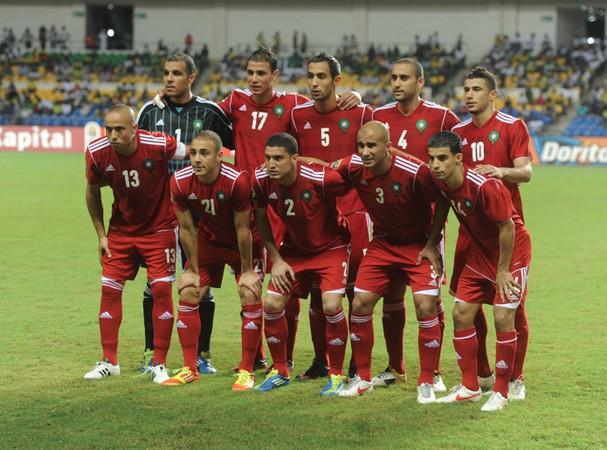 Football: La suspension du Maroc annulée par le TAS