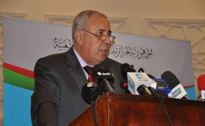 Algérie: Salem 2015 débat de la formation