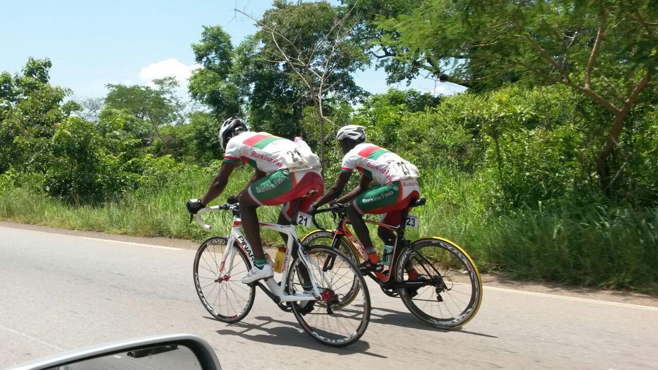 Togo: Les togolais «absents» sur le tour cycliste