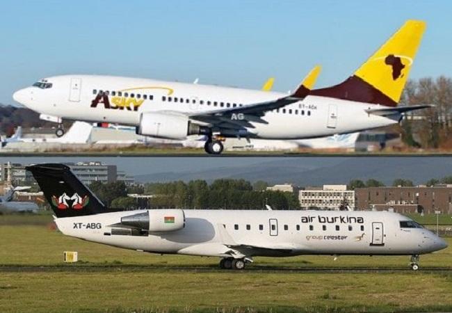 Entrée en vigueur du partenariat «Code share» entre Asky et Air Burkina