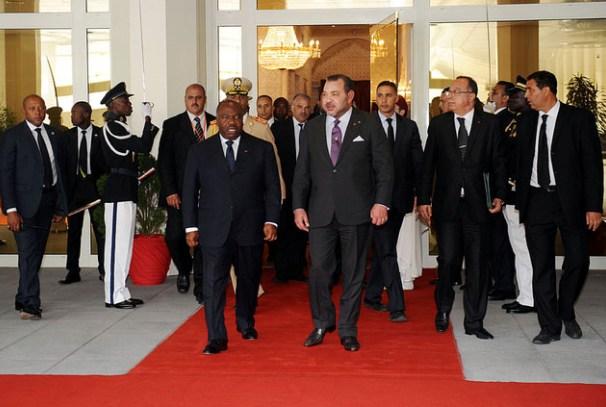 Gabon-Maroc : Signature de quatre accords de coopération à Libreville