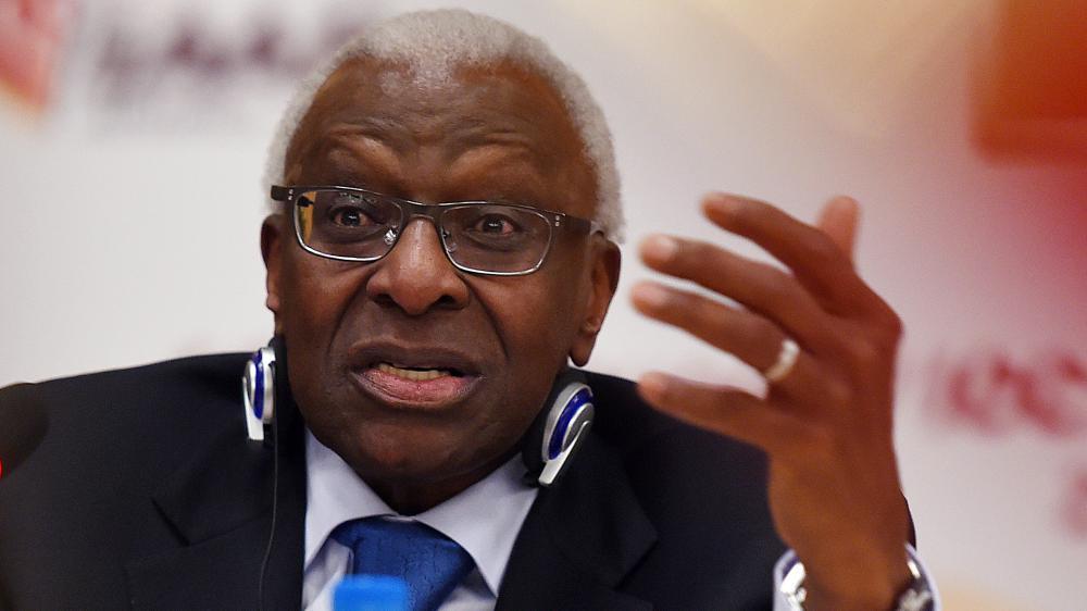 Athlétisme : L'ex-président de l'IAAF Lamine Diack, rattrapé par une affaire de corruption