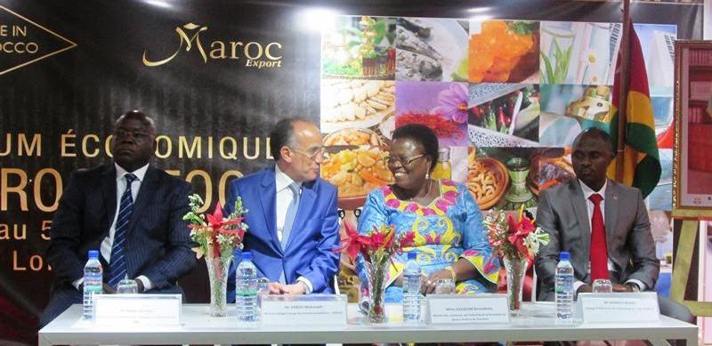 Le Maroc en prospection d'affaires au Togo