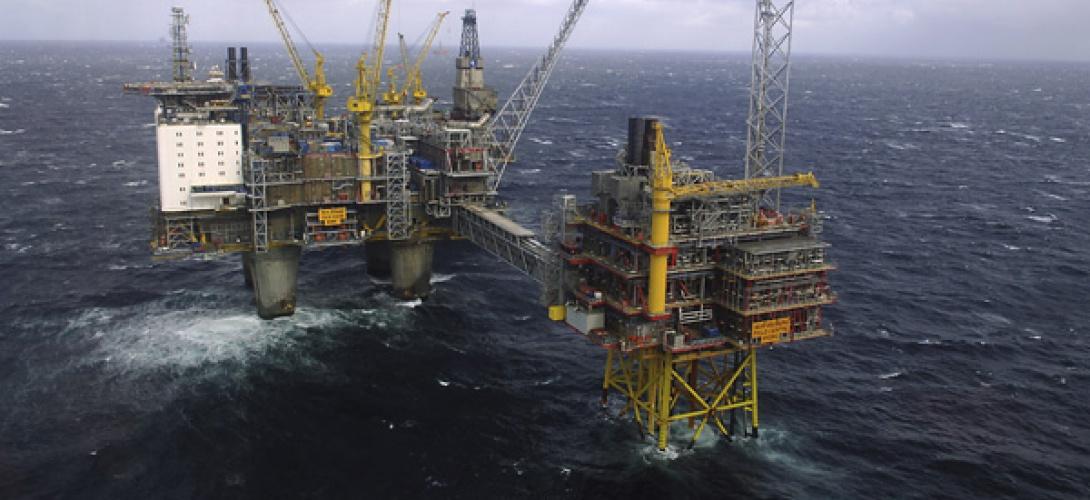 Le Ghana entame en juillet 2016 l'exploitation d'un nouveau champ pétrolier
