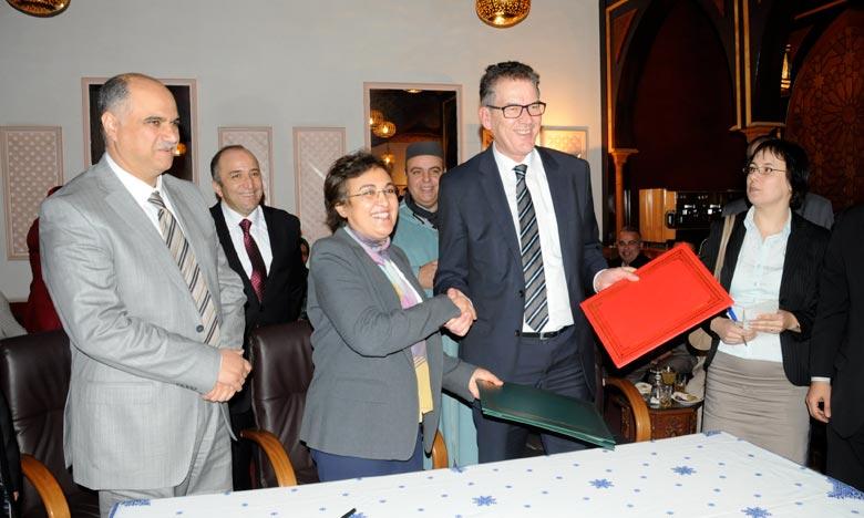 Maroc-Allemagne : L'artisanat bientôt prioritaire dans la coopération économique bilatérale