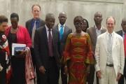 La création d'une zone de libre échange africaine en discussion à Abidjan