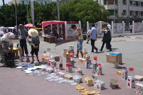 L'informel fait perdre chaque année à la Tunisie près d'un milliard de $