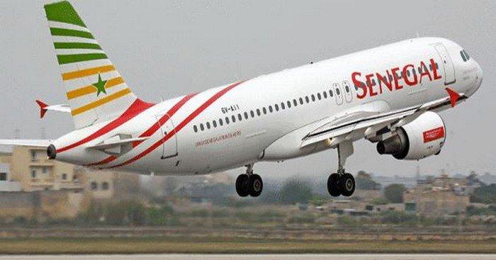 Extinction de la compagnie Sénégal Airlines