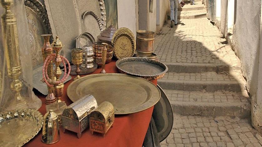 L'Algérie veut faire de l'artisanat un outil de promotion du tourisme