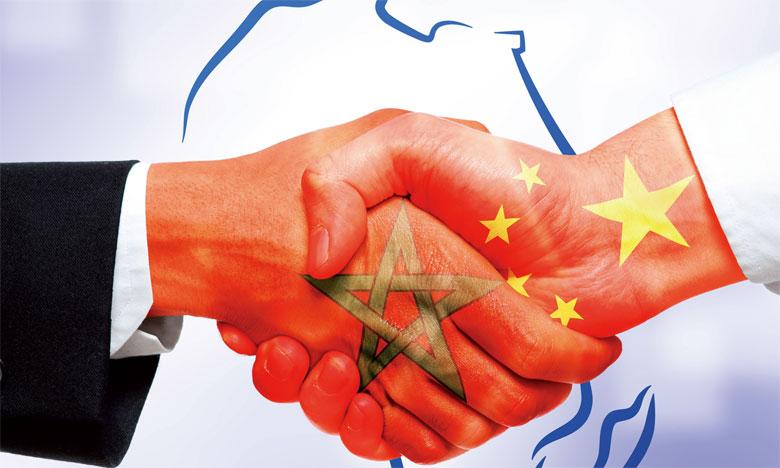 Nouvelle étape dans les relations sino-marocaines
