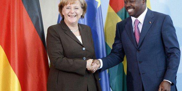 Le Togo bénéficie 54 millions d'euros de la part de l'Allemagne