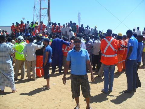 Mauritanie: Suspension de la grève dans la mine d'or de Tasiast