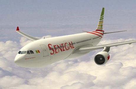 Air Sénégal dans le ciel en 2017