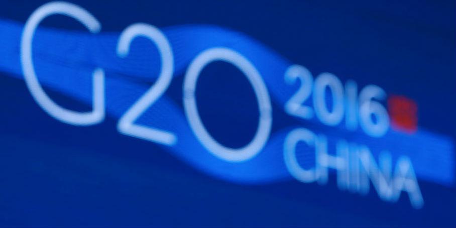 Chine-G20 : Le commerce international pour relancer l'économie mondiale