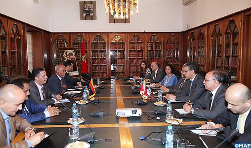 Transports et des infrastructures pour redynamiser la coopération entre le Maroc et la Libye