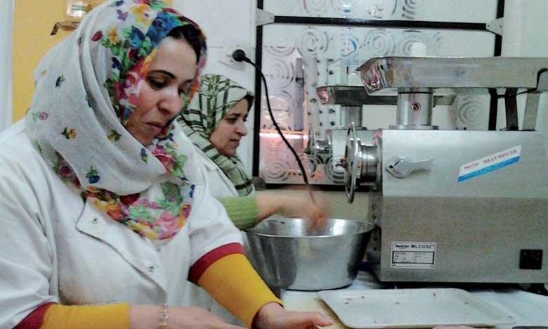 Maroc : Promotion de l'entrepreneuriat féminin urbain, périurbain et rural