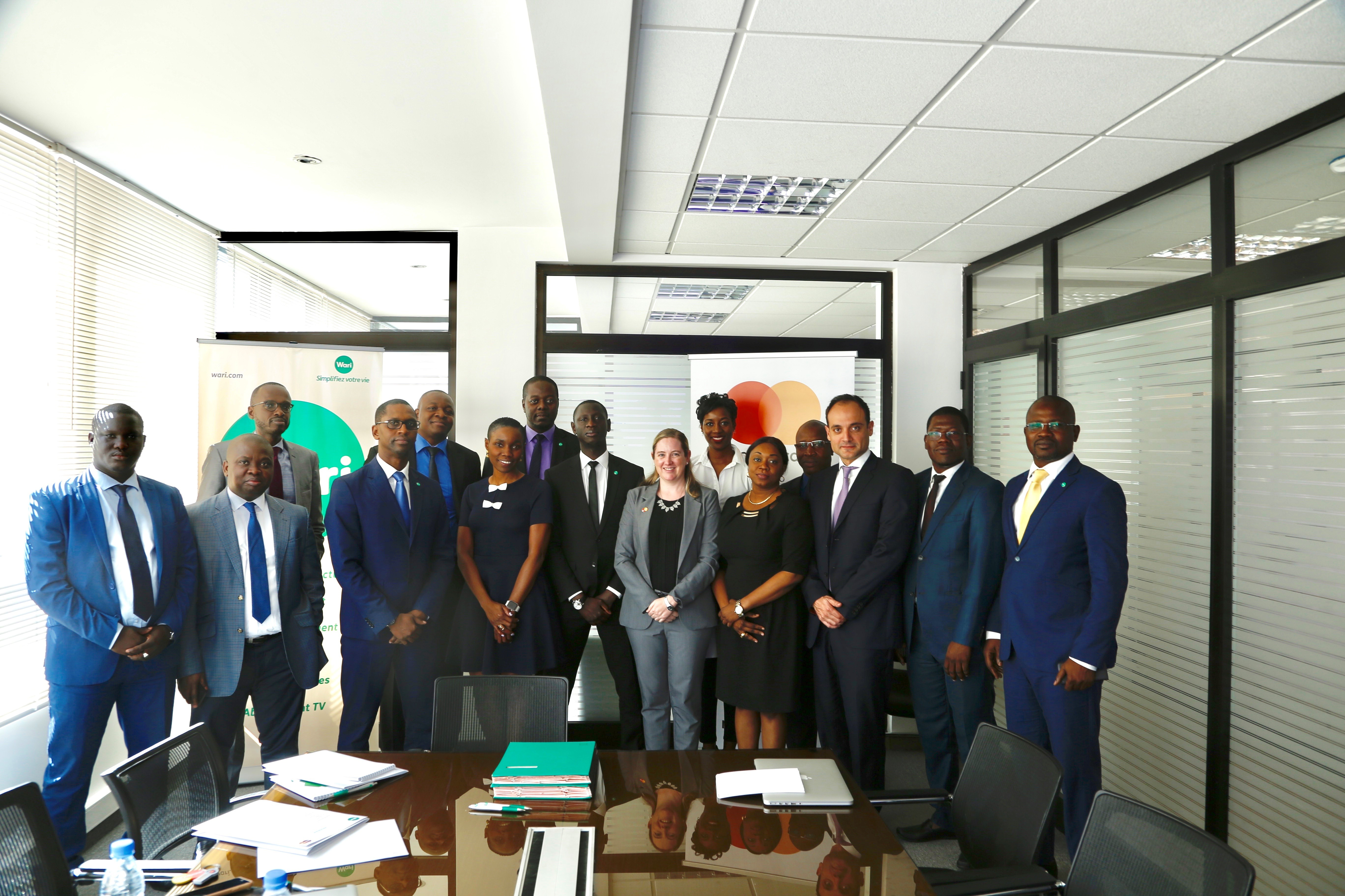 Alliance entre Wari et Mastercard, pour renforcer l'écosystème de paiement numérique