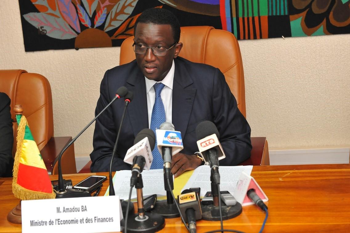 Le Sénégal table sur 6,8% de croissance en 2017