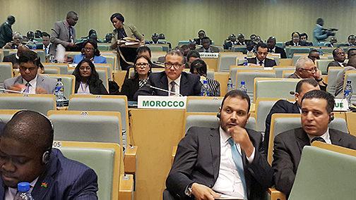 La Maroc s'engage dans la réforme de l'Union africaine