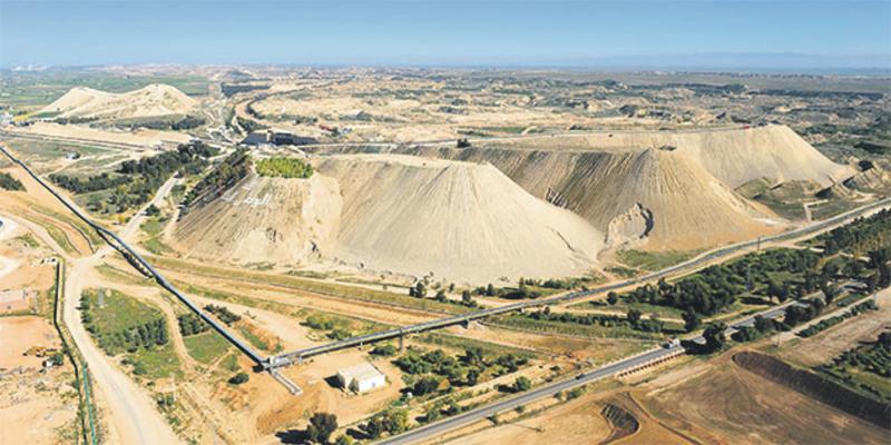 Le Maroc grignote des parts de la Chine sur le marché des phosphates