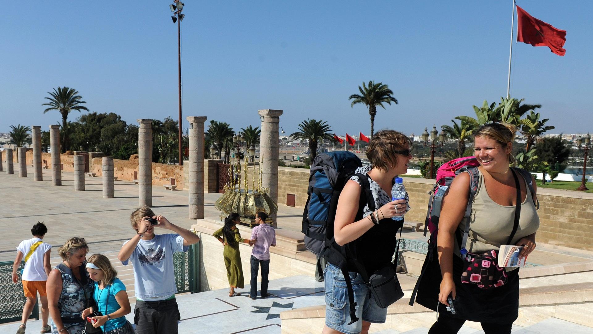 Le tourisme au Maroc affiche des chiffres positifs au premier semestre 2017