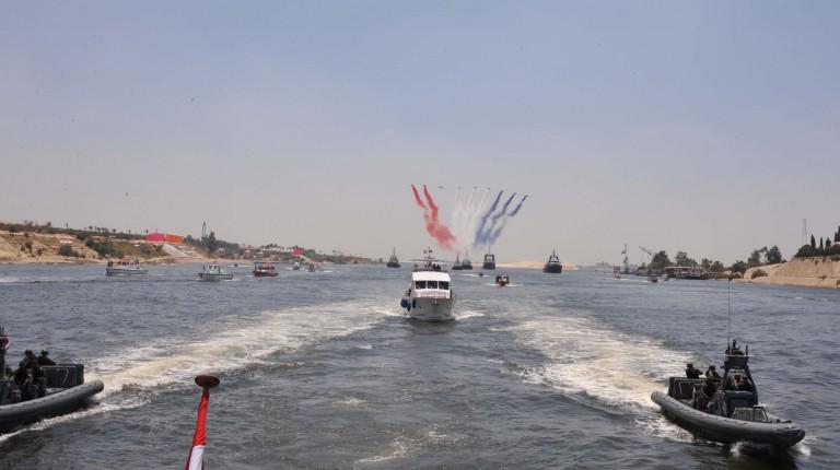 Une entreprise pour développer la zone économique près de Suez Canal
