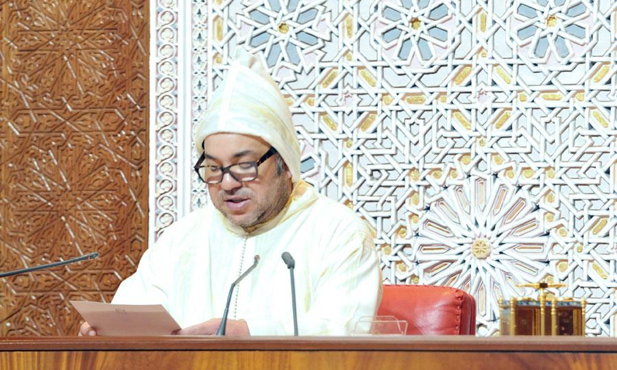 Le Roi du Maroc annonce la création d'un ministère délégué chargé des Affaires Africaines