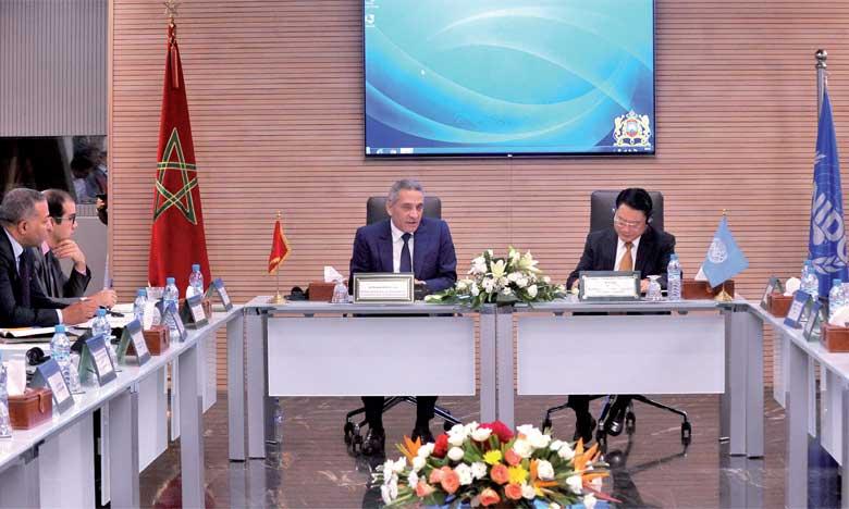 Coopération soutenue entre le Maroc et l'ONUDI en faveur de l'industrialisation