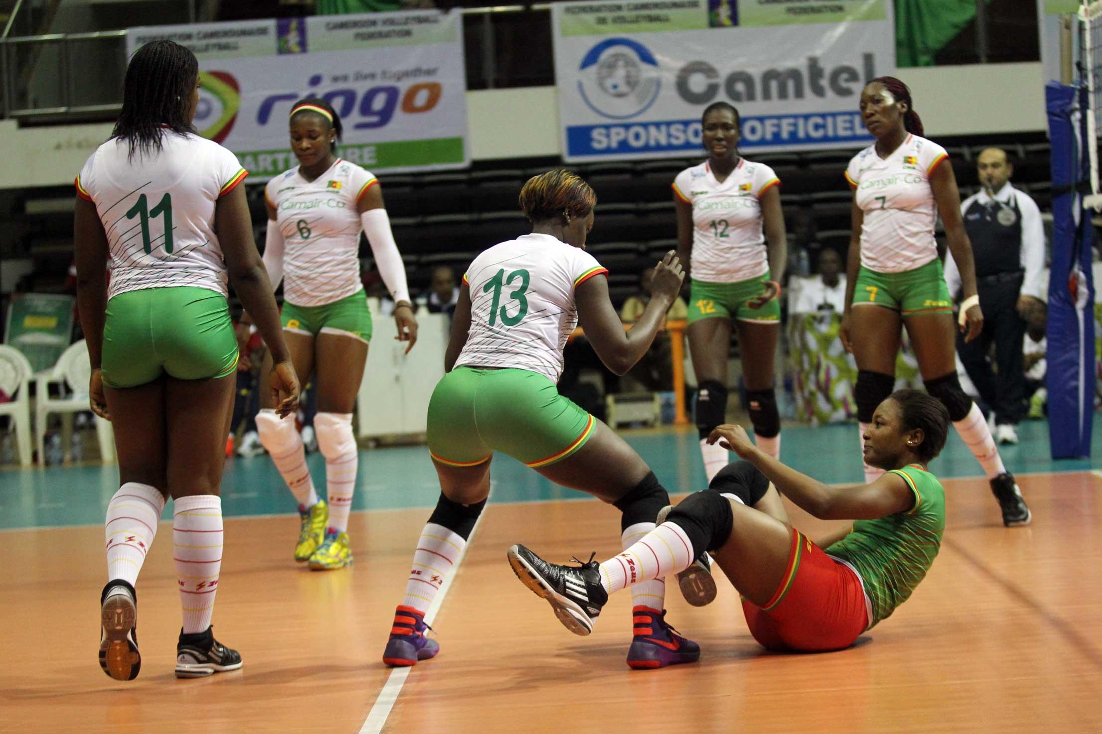 Volley-ball : Les Camerounaises championnes d'Afrique