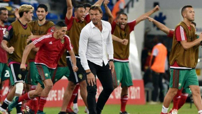 Football : Le Onze marocain obtient haut la main son ticket pour le mondial Russie 2018