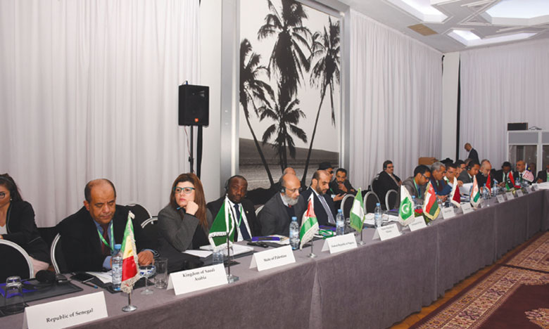 Concertation à Rabat sur le renforcement de la coopération au sein de l'OCI