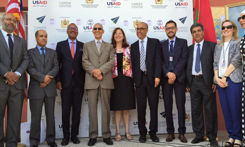 Maroc: Le programme USAID Career Center lancé