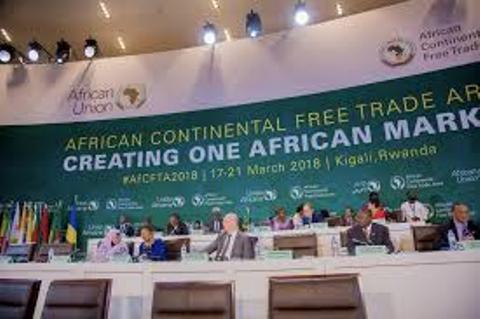 Adhésion de 44 pays sur les 55 membres de l'UA à l'accord de Libre-échange