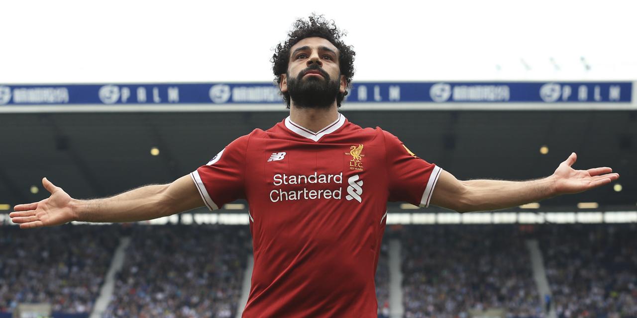 Sport: L'Egyptien Mohamed Salah désigné meilleur joueur de l'année 2018 en Angleterre