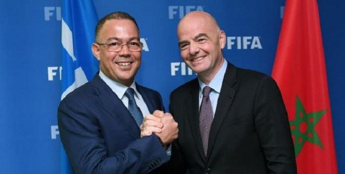 Footbal-Mondial 2026: La Task Force de la Fifa débarque ce lundi à Marrakech