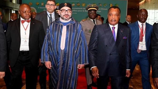 Le roi Mohammed VI et le président Nguesso renforcent la  coopération Maroc-Congo