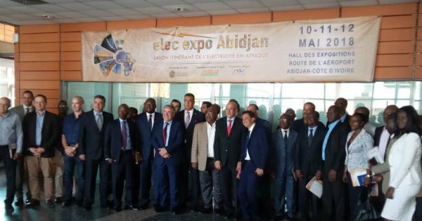 « Elec expo » prend fin à Abidjan avec une forte présence marocaine
