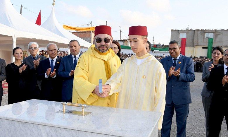Maroc: Trois projets sociaux lancés par le Roi dans la province de Kénitra